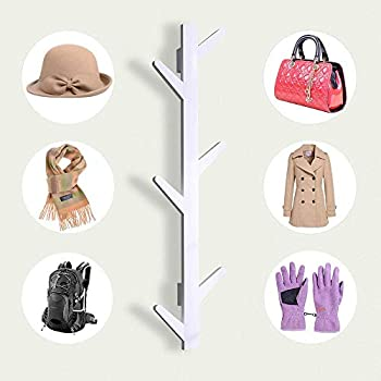 Amazon.com: Poly and Bark Sphere Steel Wall Mount Coat Rack ...