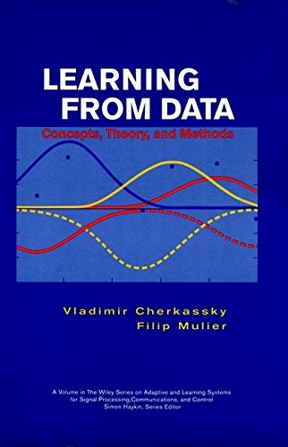 Learning from Data: Concepts, Theory, and Methods (Adaptive and Cognitive Dynamic Systems: Signal Processing, Learning,