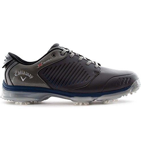 Callaway Men's X- Series - Xfer Nitro Golf Shoes Multicolour Size: 8