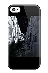 High Quality Shock Absorbing Case For Iphone 4/4s-star Wars Tv Show Entertainment