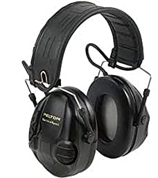 3M PELTOR Tactical 100 Digital Electronic Hearing Protection (22db)