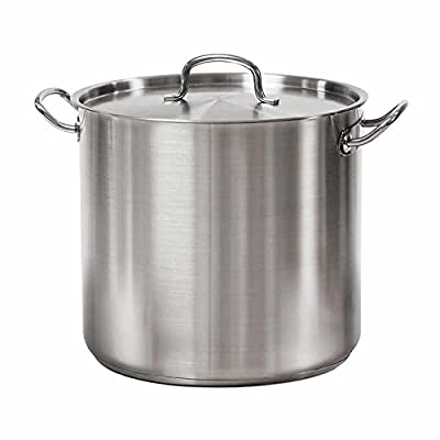Tramontina ProLine 24-quart Stainless Steel Stock Pot with Lid