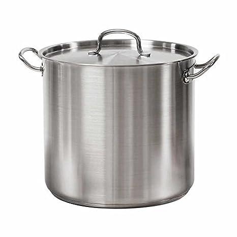 Amazon.com: Tramontina Proline 24-quart olla de acero ...