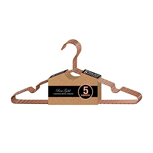 Closet Complete Luxurious Twisted Hangers