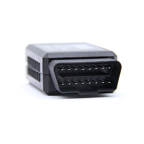 Prodiag OBD2 Bluetooth ELM327 Scanner de voiture Bluetooth V/érification du moteur Outil de diagnostic pour Android avec Support pour t/él/éphone portable