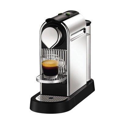 Nespresso Citiz C111 Espresso Maker, Chrome