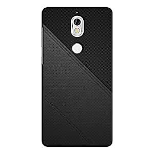 Cover It Up - Leather Stiched Nokia 7 Hard Case