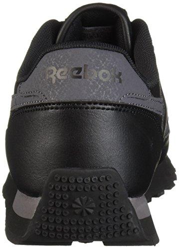 m Reebokclassic 10 ash us Renaissance Clásico Us D Grey black Hombres Renacimiento Negro Aw1BqAP4