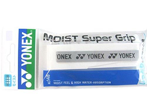 Yonex Moist Super Grip Ac148 White Badminton Tennis