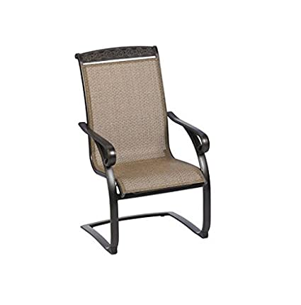Astounding Amazon Com Living Accents Adh03219B01 Camden Spring Sling Camellatalisay Diy Chair Ideas Camellatalisaycom