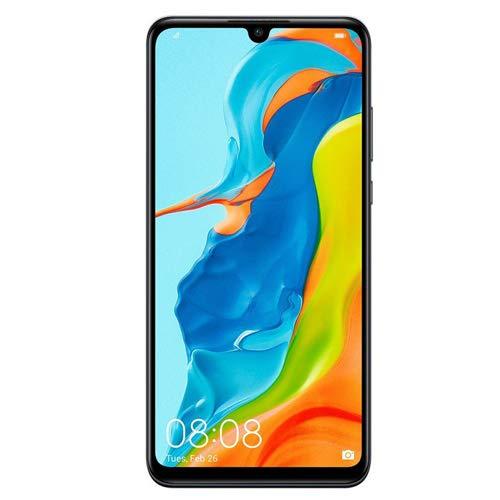 Huawei P30 Lite 128GB Hybrid Dual Sim Unlocked GSM Phone w/ Triple (24MP + 8MP + 2MP) Camera - Midnight ()