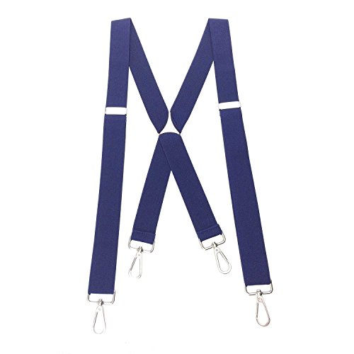 Romanlin Suspenders for Men with...