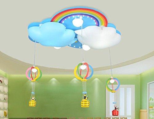 GH-Lámpara de iluminación de techo habitación luces de ...