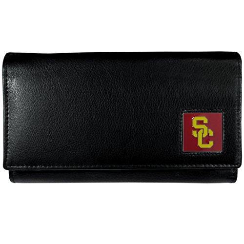 Collegiate Basketball Pacific (USC Trojans Women's Leather Wallet)