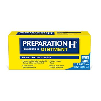 Preparation H Ointment, 2 oz., 2 pk. (pack of 6)