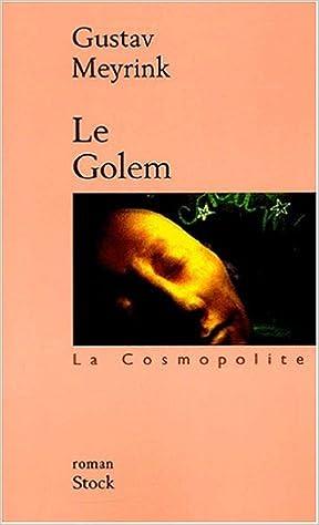"""Résultat de recherche d'images pour """"Gustav Meyrink et son livre Le Golem"""""""