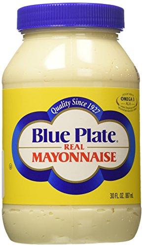 - Blue Plate Mayonaise 30 oz. jar (2 pack)