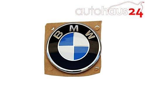 BMW Emblem rear deck lid trunk roundel E46 3 series 323ci 325ci 330ci M3 convertibles
