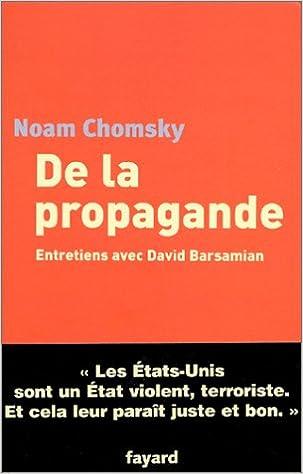 En ligne téléchargement gratuit De la propagande pdf, epub ebook