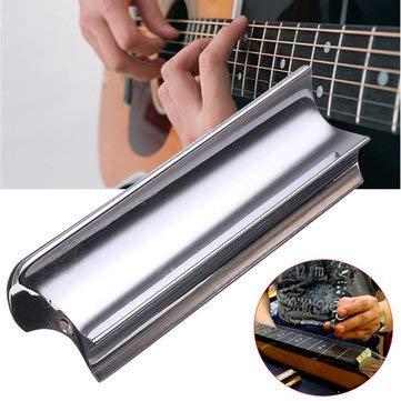 Musical Instruments Guitar Parts - Slide Dobro Tone Bar For Electric Guitar Stringed Instrument (Dobro Musical Instrument)