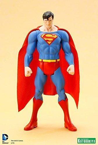 Green Lantern Alternate Costumes (Kotobukiya ArtFX + Super Powers Classic Superman Statue)