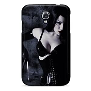 BretPrice Galaxy S4 Hard Case With Fashion Design/ UZI101bWmS Phone Case