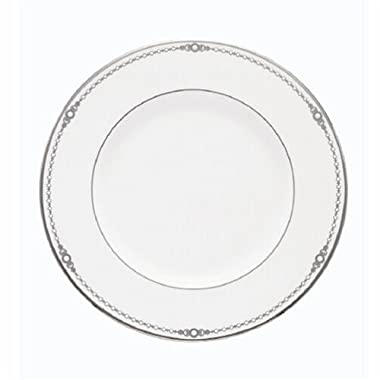 Lenox Pearl Platinum Bone China 9-Inch Accent Plate