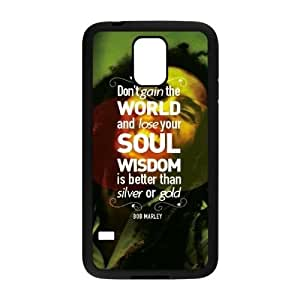 Chinese Bob Marley Custom Case for SamSung Galaxy S5 I9600,personalized Chinese Bob Marley Phone Case