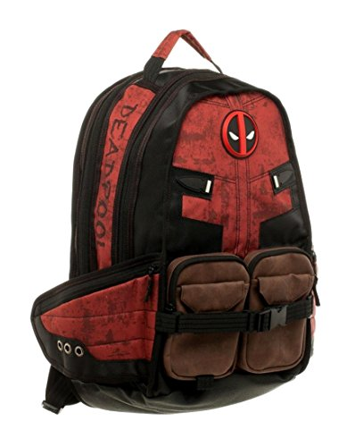 with Deadpool Costumes design
