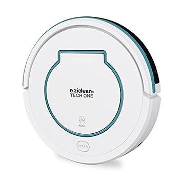 E. ziclean Tech One Robot aspirador, color blanco: Amazon.es: Hogar