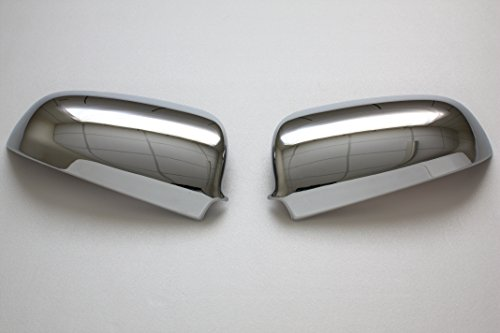 B2 AUDI A4 B6 B7 A6 S6 C6 A3 8P S4 quattro Door Chrome Mirror Covers