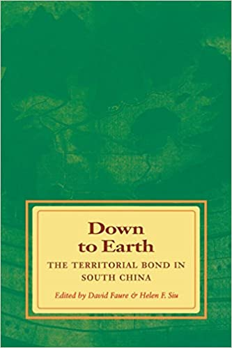 Book Down to Earth: The Territorial Bond in South China