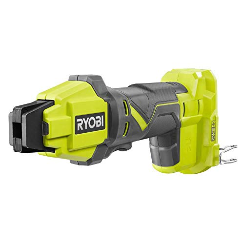 Ryobi 18-Volt ONE+ Lithium-Ion Cordless PEX Tubing Clamp Tool (Tool Only)