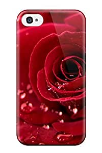 Case Cover Rose Widescreen/ Fashionable Case For Iphone 4/4s