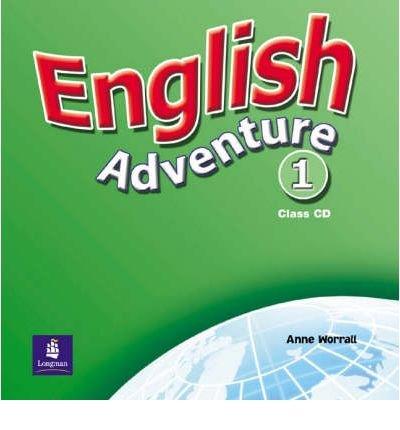 Read Online English Adventure Level 1: Class CD (English Adventure) (CD-Audio) - Common ebook