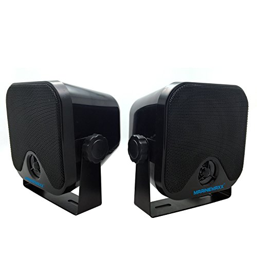 4-heavy-duty-waterproof-boat-marine-box-outdoor-speakers-surface-mounted-for-skid-steer-atv-utv-rzr-