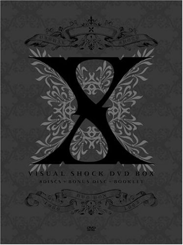 X VISUAL SHOCK DVD BOX 1989-1992 B0018Q7HZ6