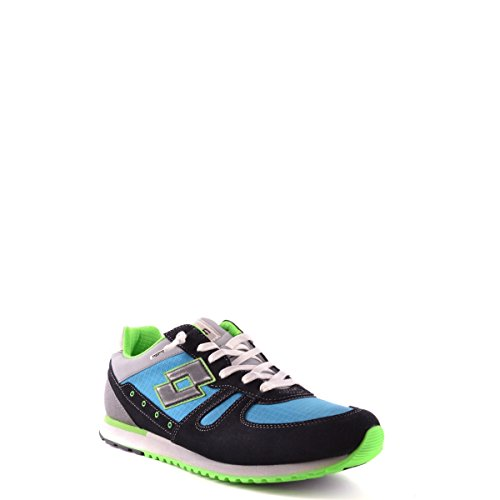 Zapatos nn229 Lotto Uomo azul Turquesa / Azul Noche