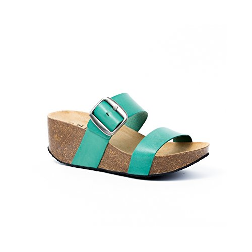 Plakton Plakton Donna Sabot sandali Donna Sabot Donna Plakton sandali Plakton Verde sandali sandali Sabot Verde Verde Sabot RwABrqR