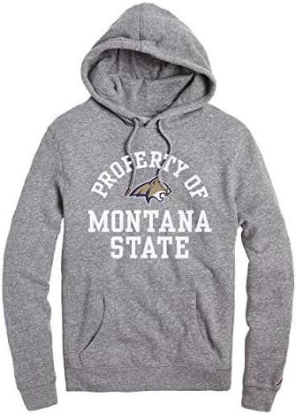 NCAA League Herren Montana State Bobcats Heritage Hood, Medium, Herbst Heather