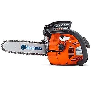 Husqvarna T435 12-Inch 35.2 cc X-Torq Gas Powered Chain Saw