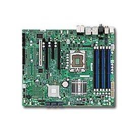 Supermicro Motherboard C7X58 Core I7 / Extreme / Xeon Intel X58 LGA1366 DDR3 Audio ATX