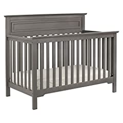 Our bestselling Autumn 4-in-1 Crib is designed to fit any nursery from traditional to contemporary with a high headboard, sturdy slats and refined molding. Combining traditional appeal with timeless clean lines, this GREENGUARD Gold Certified...