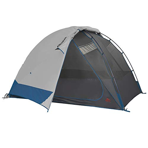Kelty Night Owl Backpacking and Camping Tent (2019 - Updated Version of Trail Ridge Tent) - Lightweight Design Plus Oversized Doors with Spacious Interior