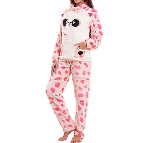 Toocool - Pijama - para mujer Rosa