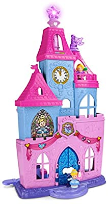 Fisher-Price Little People Disney Princess Magical Wand Palace from Fisher-Price