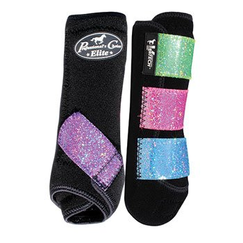 Pro Choice Boots VenTECH Sports Medicine 4 Pack L Glitter Royal Bl VE4 by Professional's Choice