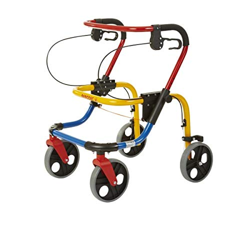 Chinesport - Andador plegable de aluminio para niños: Amazon.es ...
