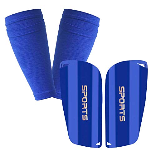 GeekSport Youth Soccer Shin Guards for Kids Toddler Shin Pads