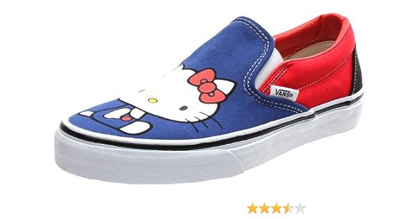 Vans Classic Slip-On (Hello Kitty